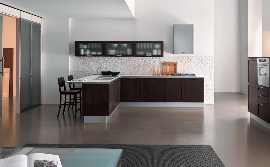Simple Modern Kitchen Design